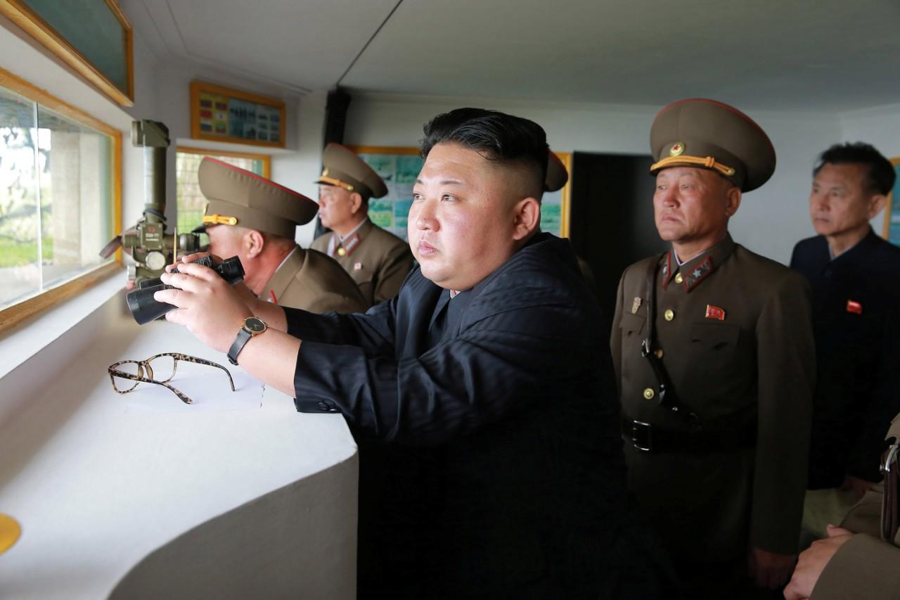 """Ким Чен Ын пообещал """"новые подарки для янки"""""""