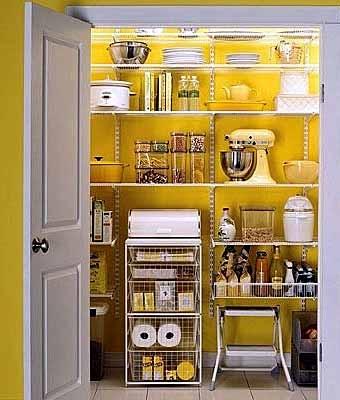 кладовка рядом с кухней
