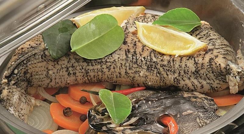 как запечь рыбу