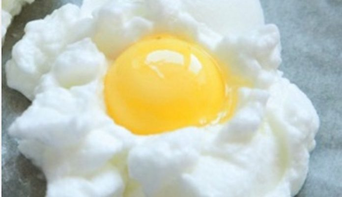 Интересный рецепт вкуснейшей яичницы. Объедение