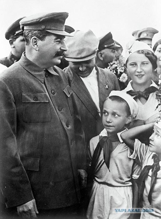 Забота о детях СССР, в сталинские времена, как это было на самом деле