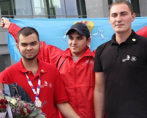 Три студента Ульяновской обл…