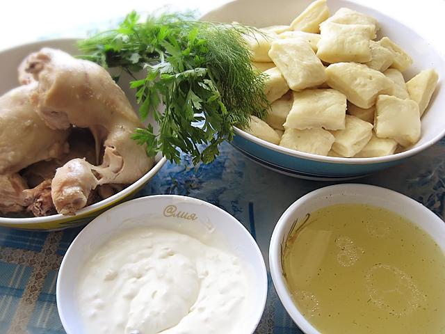 Рецепт хинкали по аварски пошаговый рецепт с