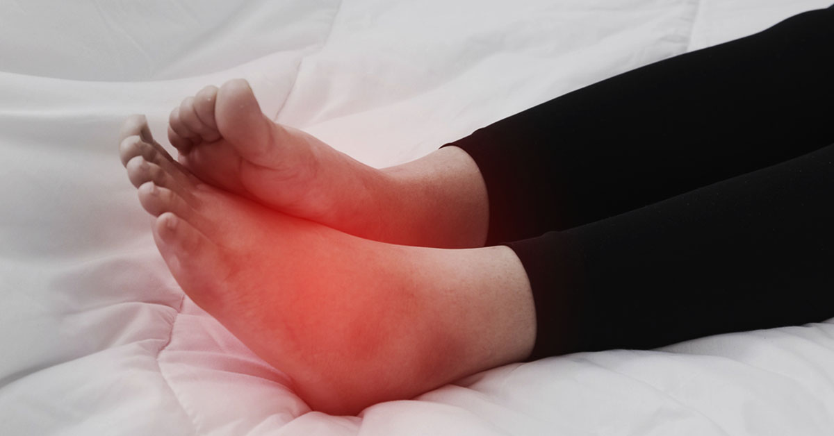 3 полезных напитка для улучшения кровообращения ног