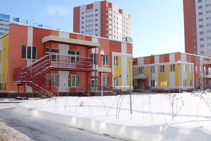 В Куйбышевском районе Самары открылся детский сад на 230 мест Хорошие, добрые, новости, россия, фоторепортаж