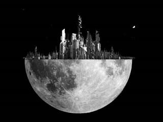 Луна обитаема: Спутник оказался густонаселённой «полусферой» - российский уфолог