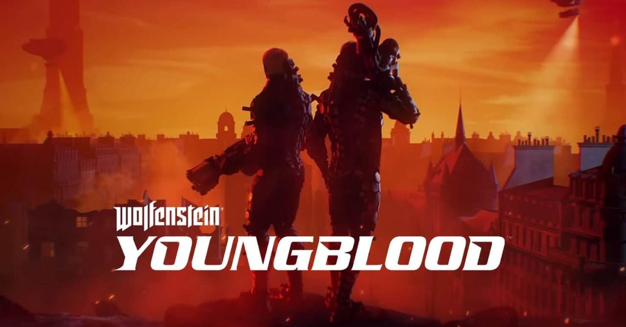 Анонсирована Wolfenstein: Youngblood