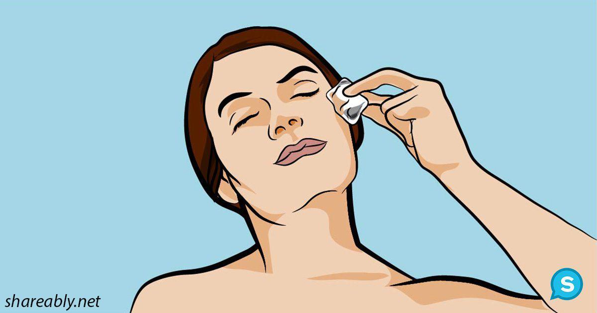 6 причин регулярно натирать кожу льдом