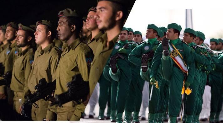 Операция ИИ. Иран и Израиль …