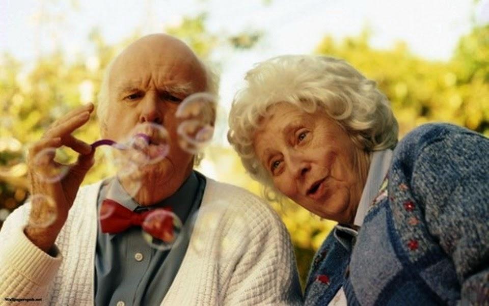 Утопия на тему счастливой старости