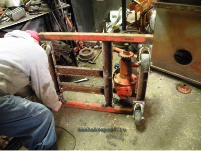 Как сделать гранулятор для производства топливных пеллет своими руками