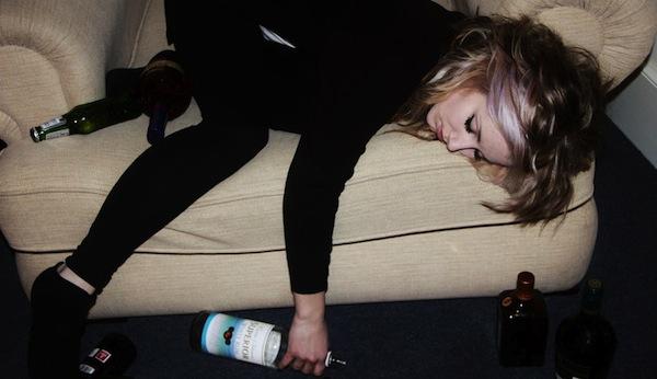 Пьяная разревелась во время секса
