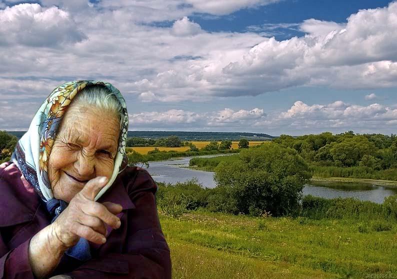 Следствие ведет баба Дуся
