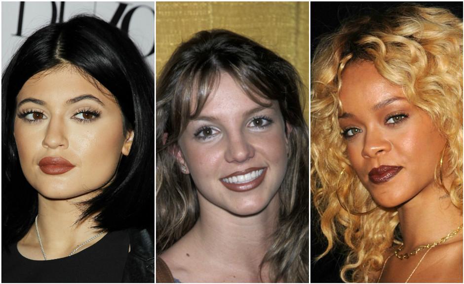 Вышедшие из моды виды макияжа