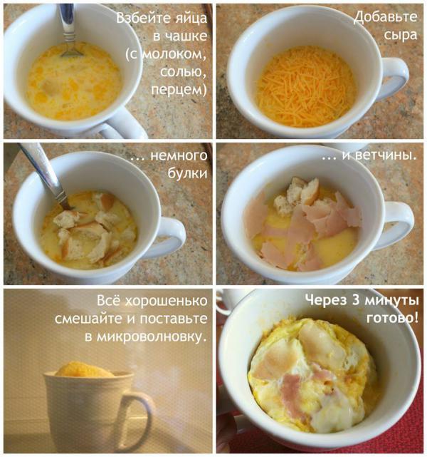 Как приготовить легкие рецепт