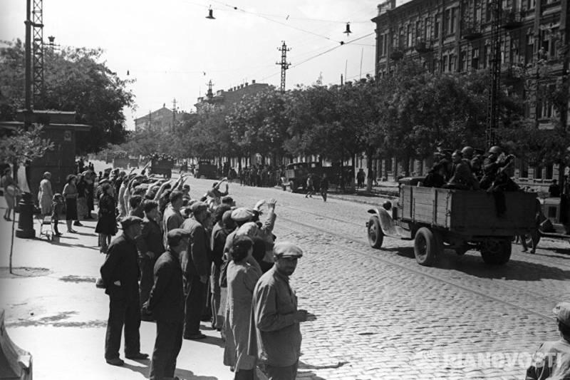 Неожиданная война гитлеровской Германии с СССР. Часть 26. ОдВО