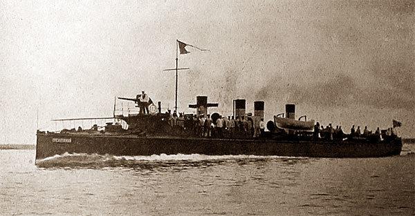 «Стерегущий» — легенда российского флота. Его подвиг чтили даже враги