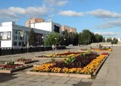 Стартовал первый этап благоустройства Центральной площади Ижевска
