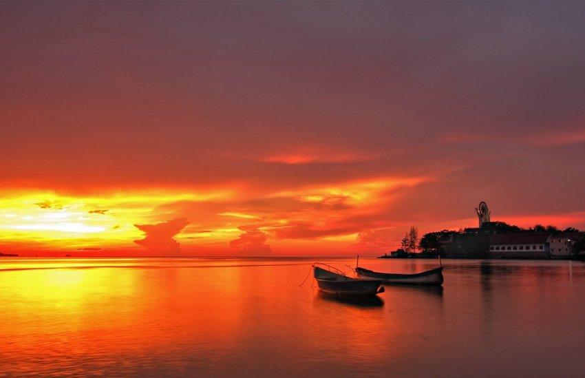 Таиланд в фотографиях Raik Krotofil