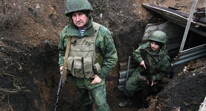 В ДНР заявили об увеличении количества техники силовиков