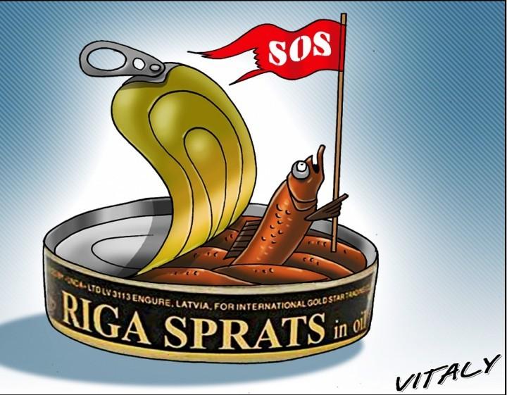 Посол Латвии в России пожало…