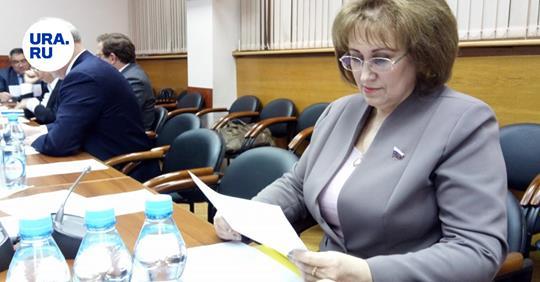 Депутат Госдумы, которая жал…