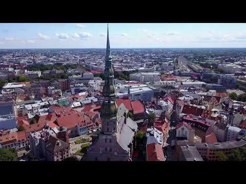Old Riga, Latvia.