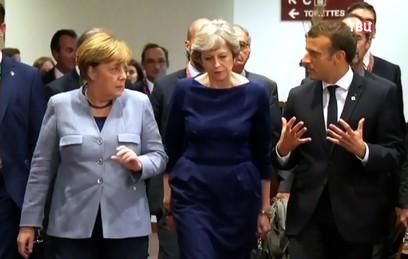Переговоры о правящей коалиции в Германии провалились