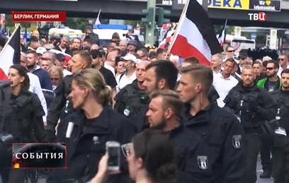 Неонацисты устроили акции по всей Европе