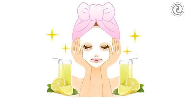 6 причин использования лимонного сока для лица