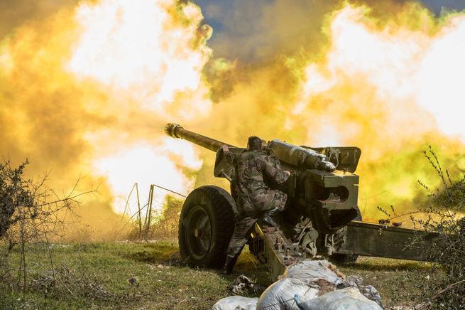 Сирия: САА навязывает противнику сражение на своих условиях