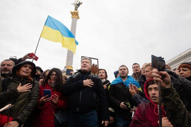 Александр Роджерс: О шести требованиях порошенковского Майдана