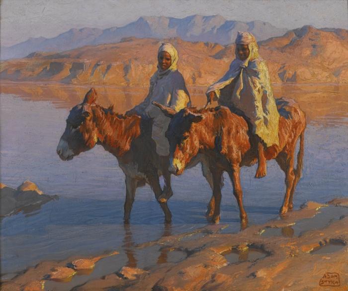 Страсть, любовь и жаркое дыхание пустыни: Солнечные картины, рассказывающие о восточной жизни