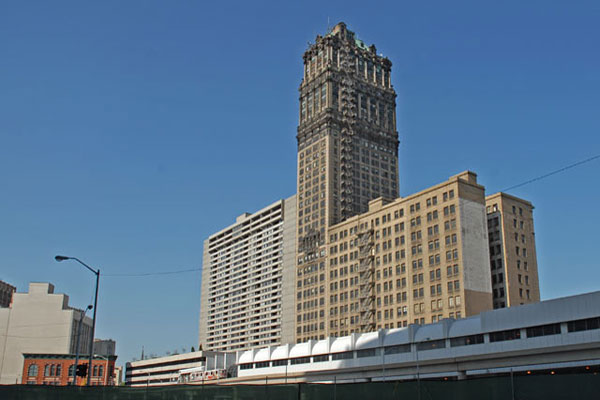 Book Tower, Детройт, США