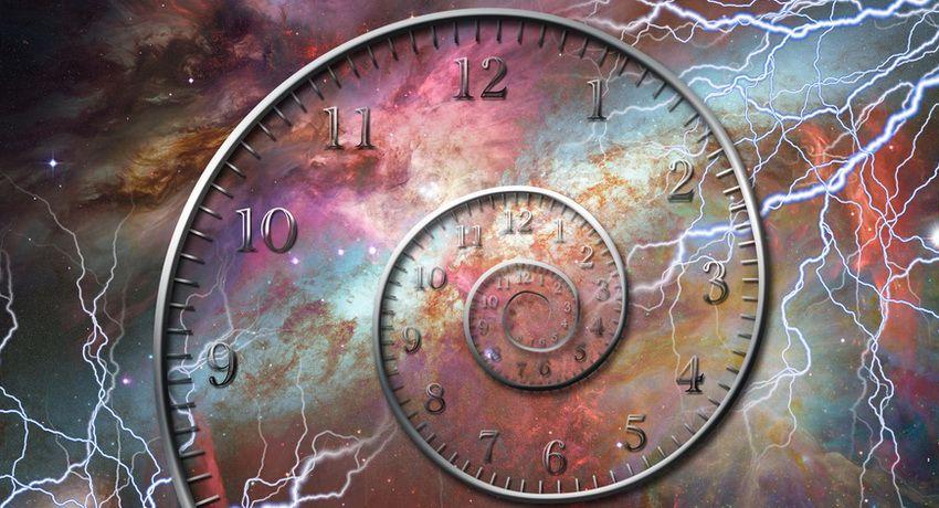 Путешествие во времени: Люди, которые видели будущее.
