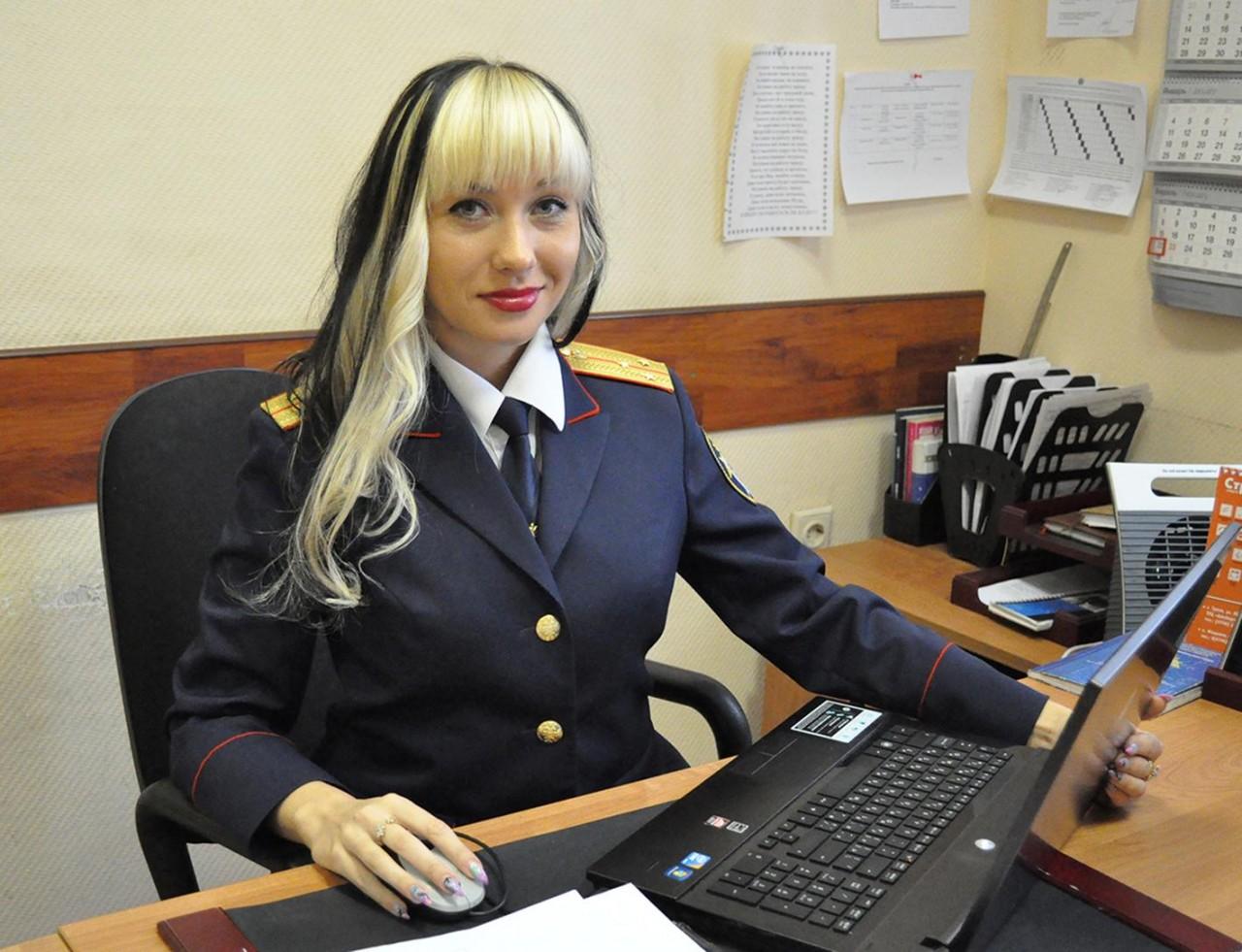 Проблемы женщин в полиции.