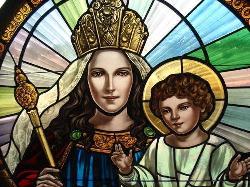 молитва царица небесная