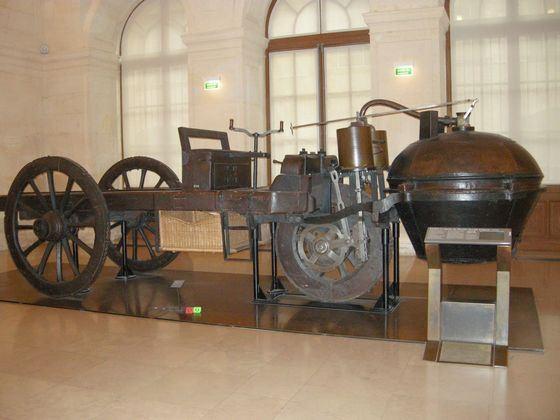 Самые первые автомобили в мире