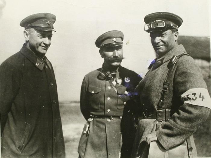 Маршалы Советского союза, 1929 год.