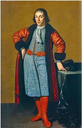 Фаворит Петра 1 – «либсте камарат» Александр Меншиков.