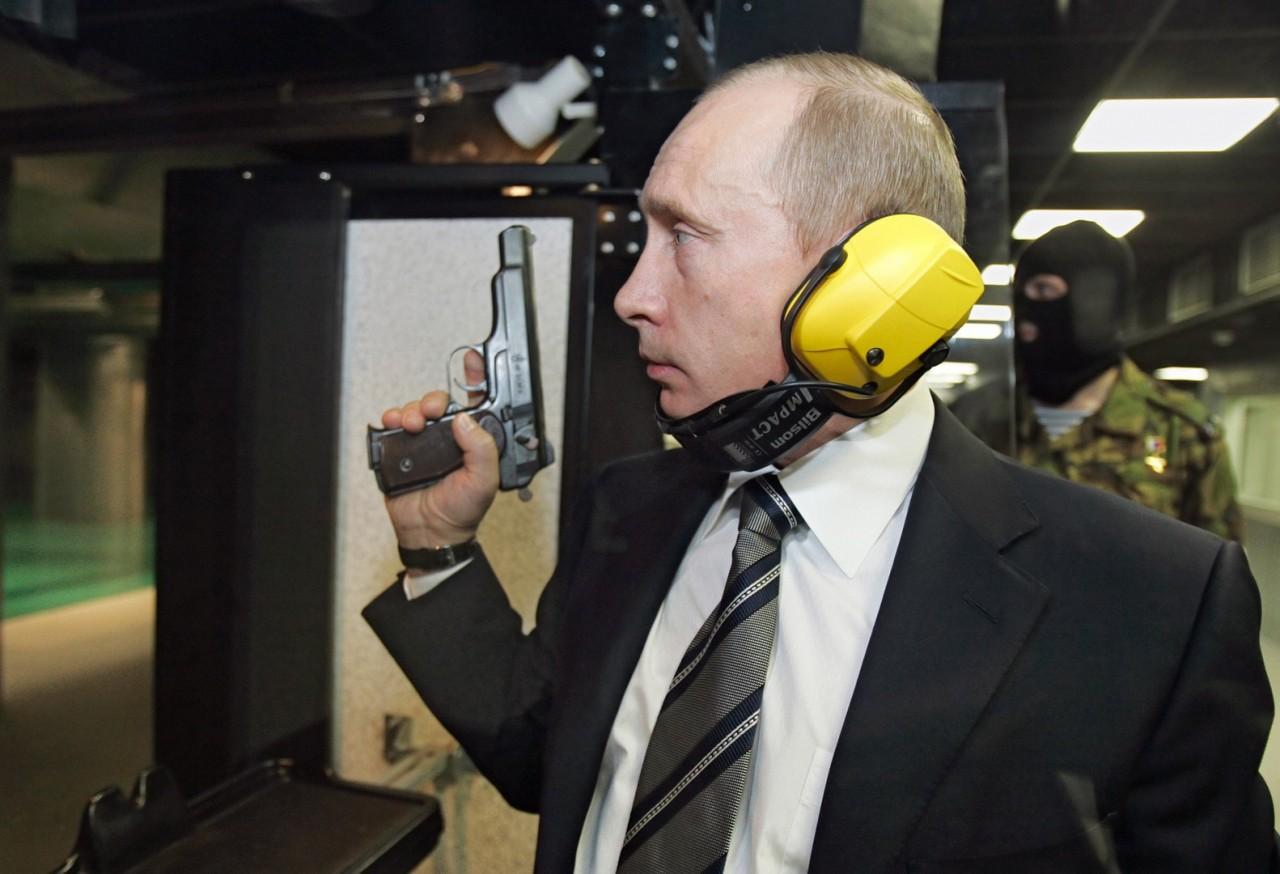 Путин высмеял британцев по поводу «ГРУ»