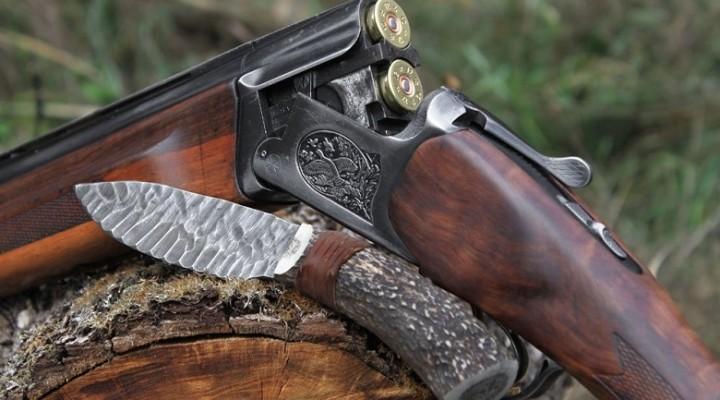 Нож для охотника — незаменимая вещь
