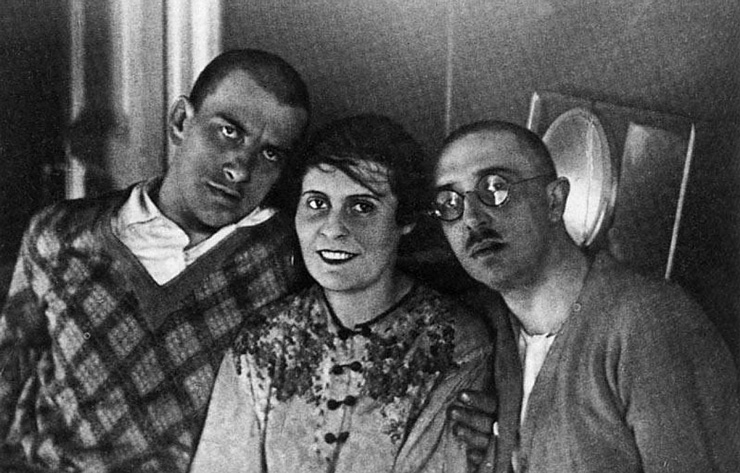 Писатели, которые жили в «полиаморной семье»