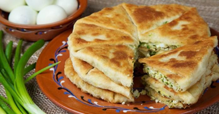 «Плацинды» Молдавские пироги