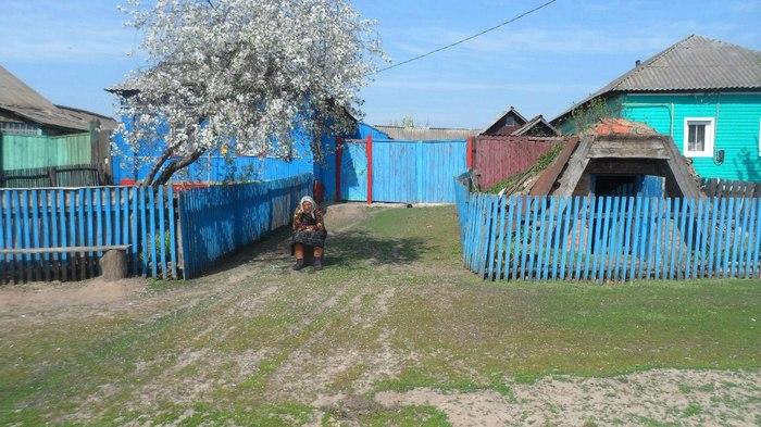 Из русской деревни