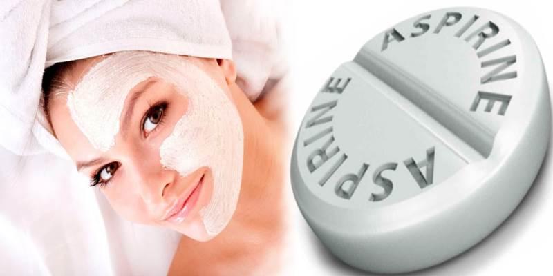 Аспириновая маска для лица творит чудеса - 7 рецептов