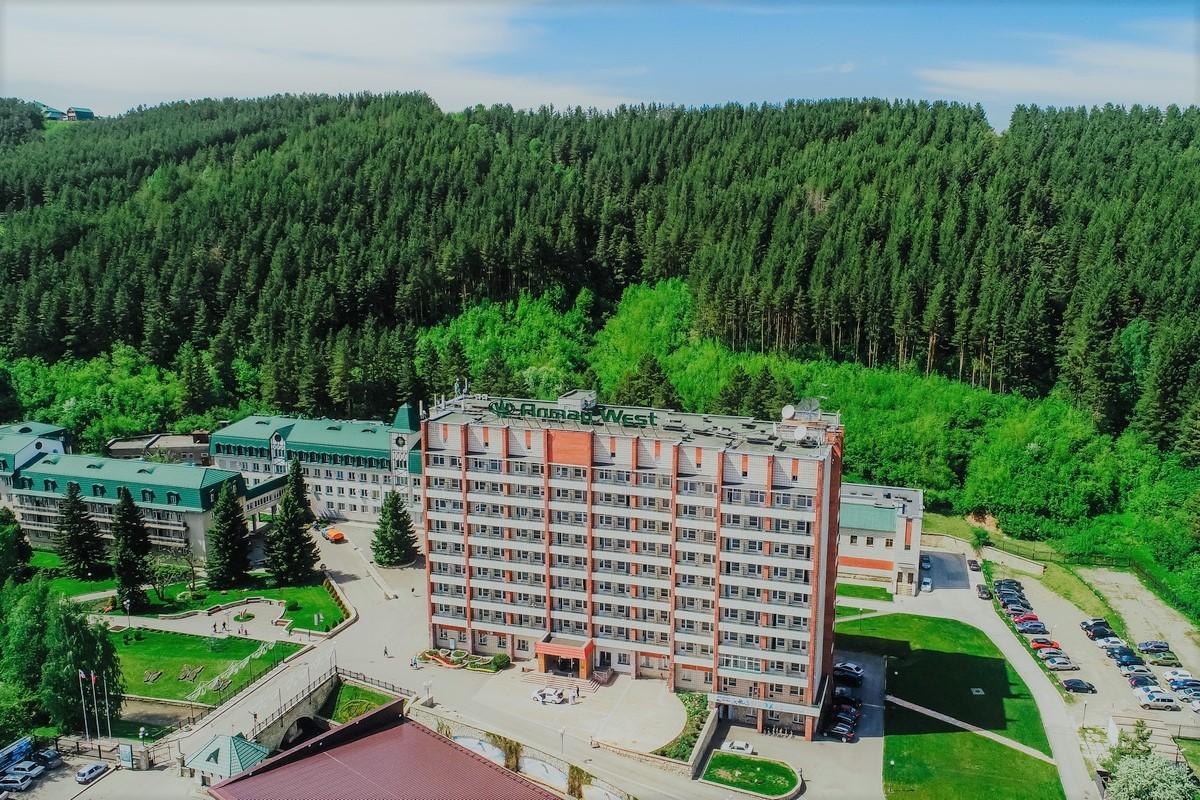 Санаторий Алтай-West