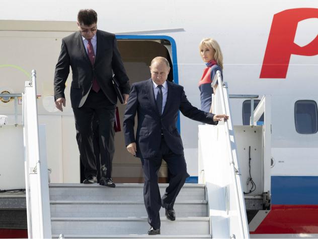 Журналистка CNN впала в истерику из-за «опоздания» Путина