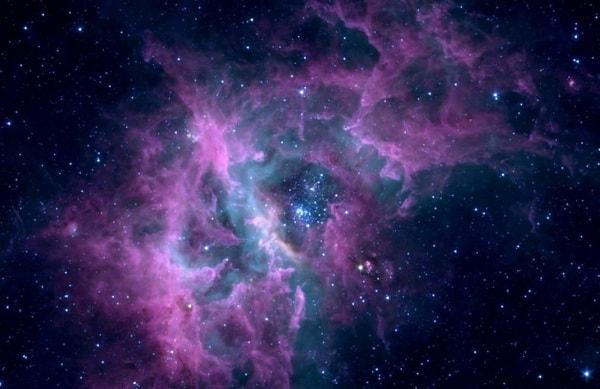 Туманности: фантастические объекты космоса