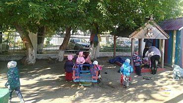 Реконструкцию детсада доверили сибирякам